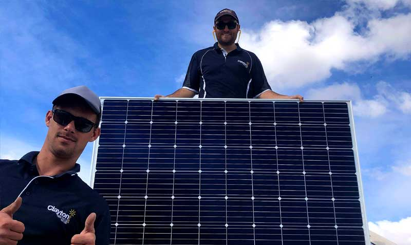 clayton electrical solar installation adelaide